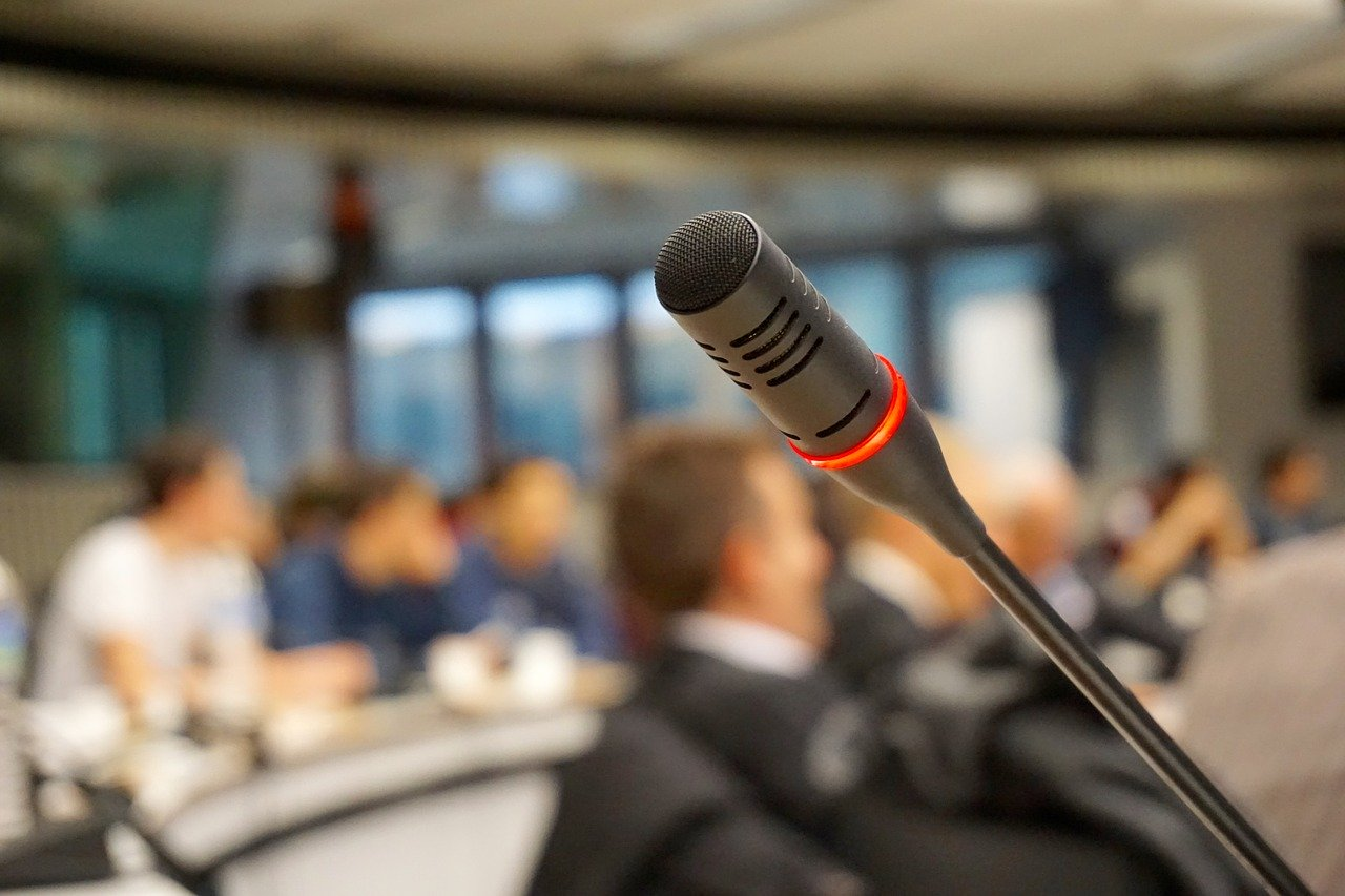 paura di parlare in pubblico
