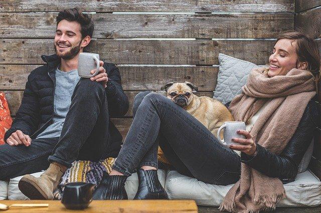 Ecco perché avere un cane in casa rende felici
