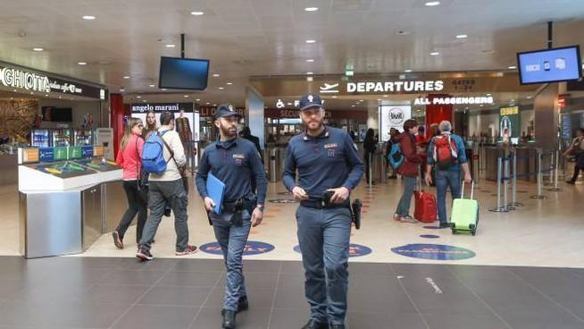 polizia-aeroporto