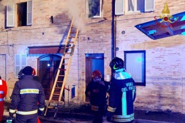 Incendio Fermo, arrestata Pavlina, la mamma di Jennifer