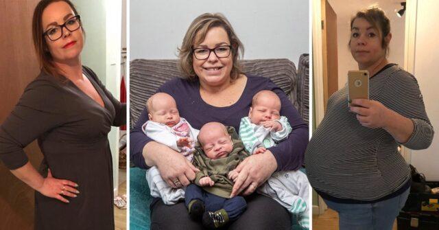 Lotta per rimanere incinta per 8 anni e poi concepisce un ba