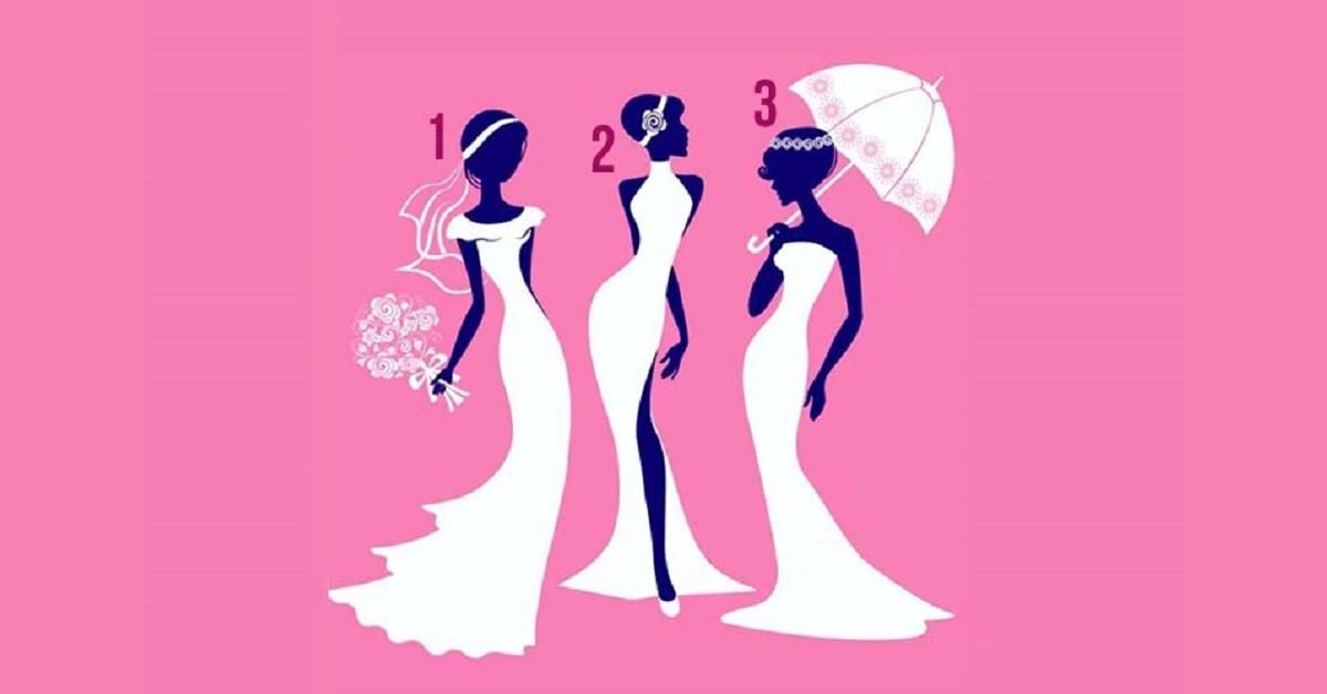 Scegli una sposa e scopri cosa manca nel tuo rapporto di coppia