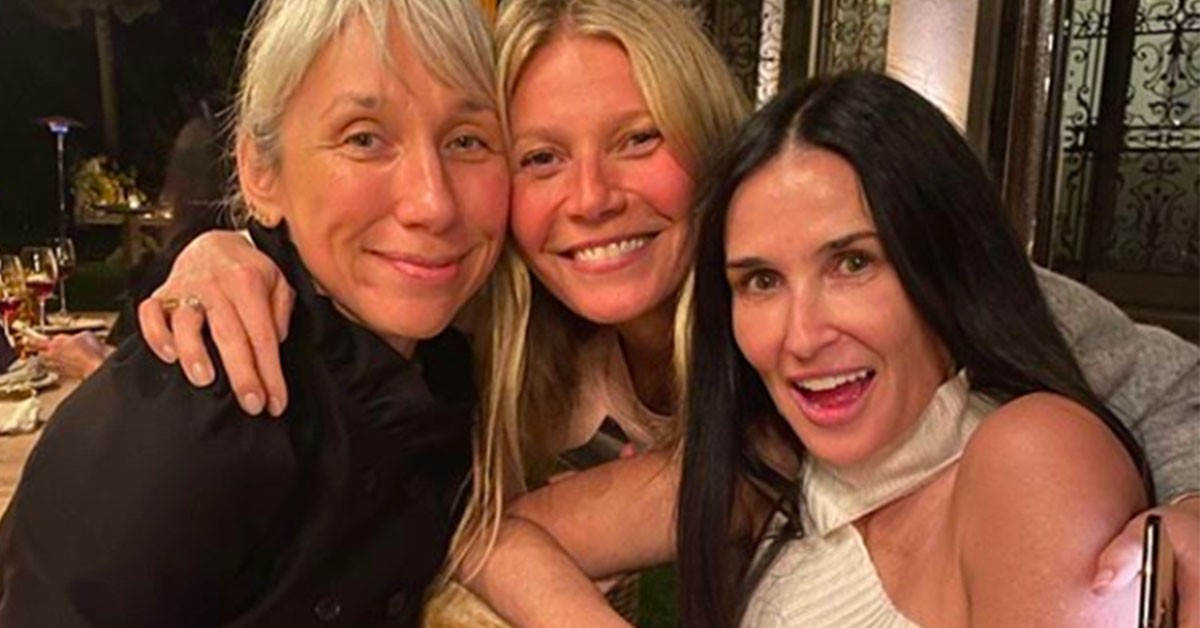 Gwyneth Paltrow lancia il party make up free