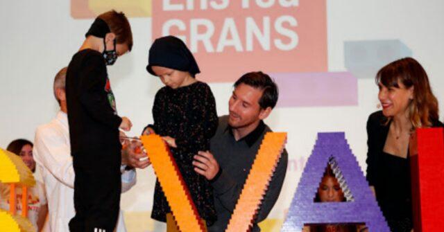 Lionel Messi sta costruendo un centro contro il cancro infan