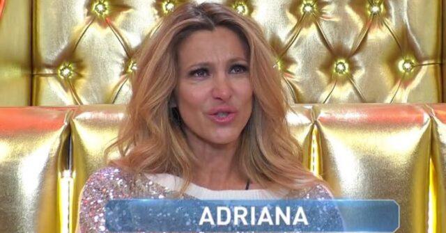 Grande Fratello VIP 2020, Adriana Volpe e la toccante confes