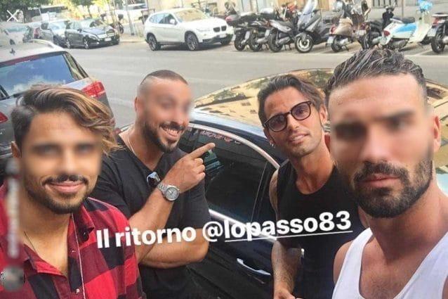 Alessio Lo Passo, ex tronista di Uomini e Donne, racconta co
