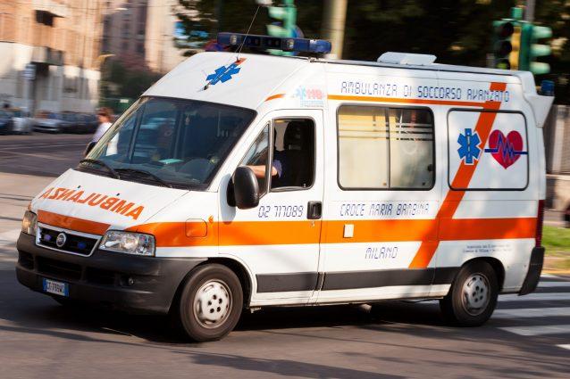 Milano, bimba di 5 anni schiacciata da un armadio