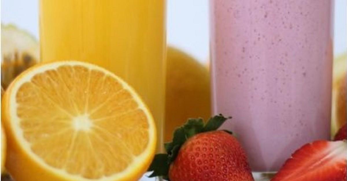 delizioso succo per abbassare il colesterolo
