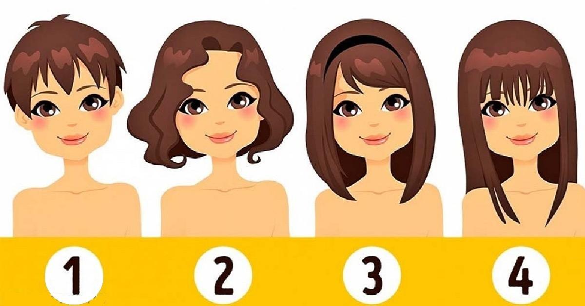 La lunghezza dei tuoi capelli dice molto sulla tua personalità