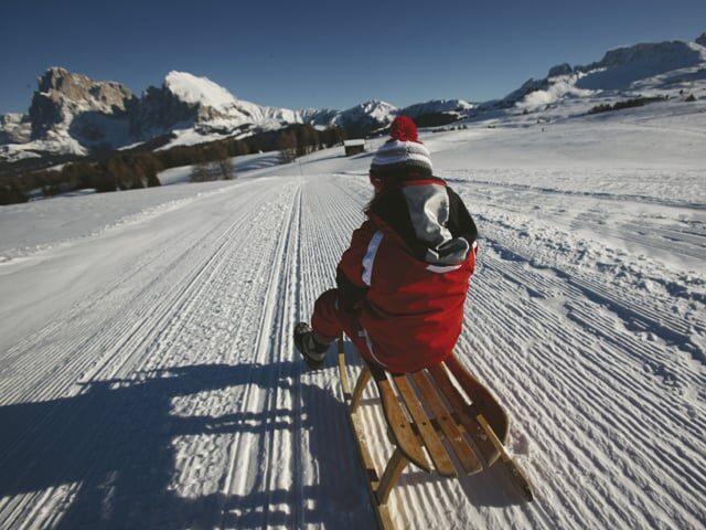 Incidente sulle piste dell'Alpe di Siusi: bambino di sei ann