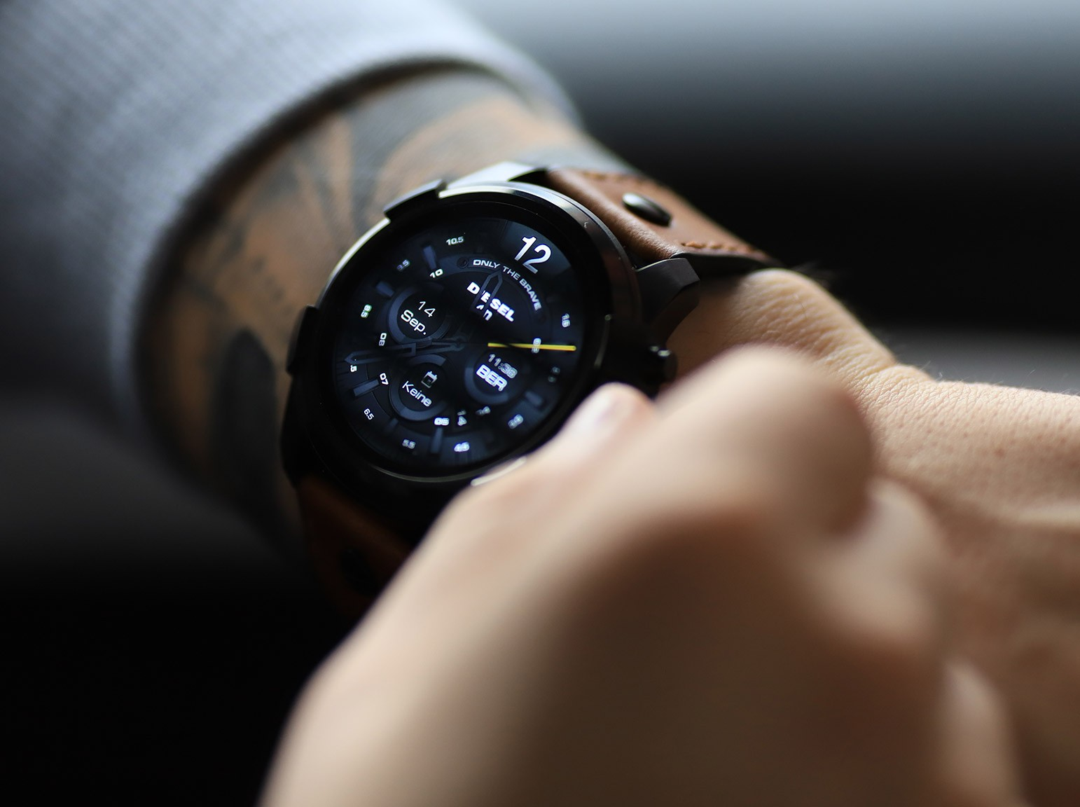 33enne salvo grazie allo smartwatch che rivela un'anomalia a
