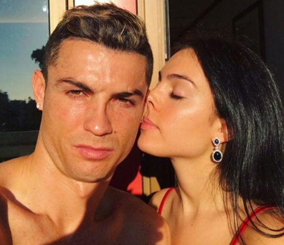 Cristiano Ronaldo e Georgina Rodriguez - Foto Instagram