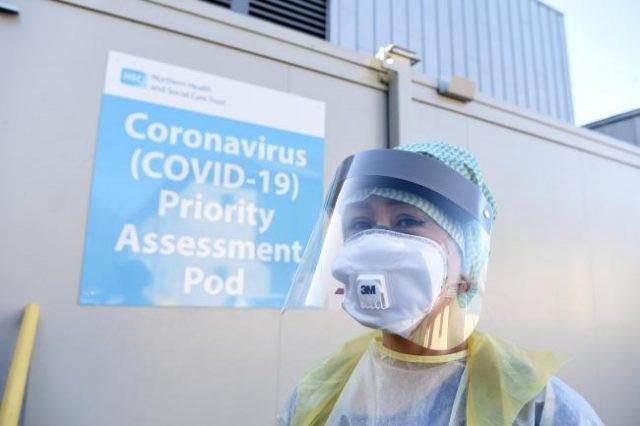 Coronavirus-Londra-infermiera-si-è-suicidata 2