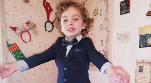 Il grido d'aiuto del nonno del piccolo Diego Sgambato