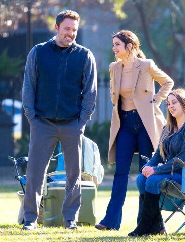 Ben Affleck è fidanzato con Ana de Armas, tra i due ci sono