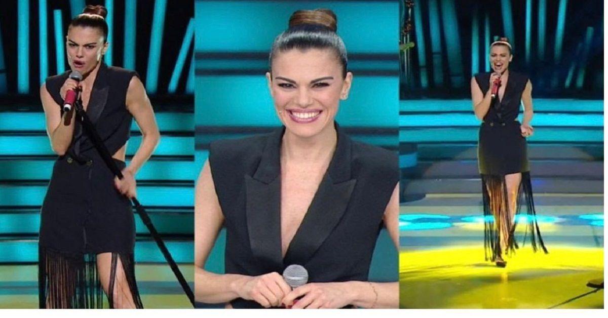 """Bianca Guaccero a """"Detto Fatto"""""""