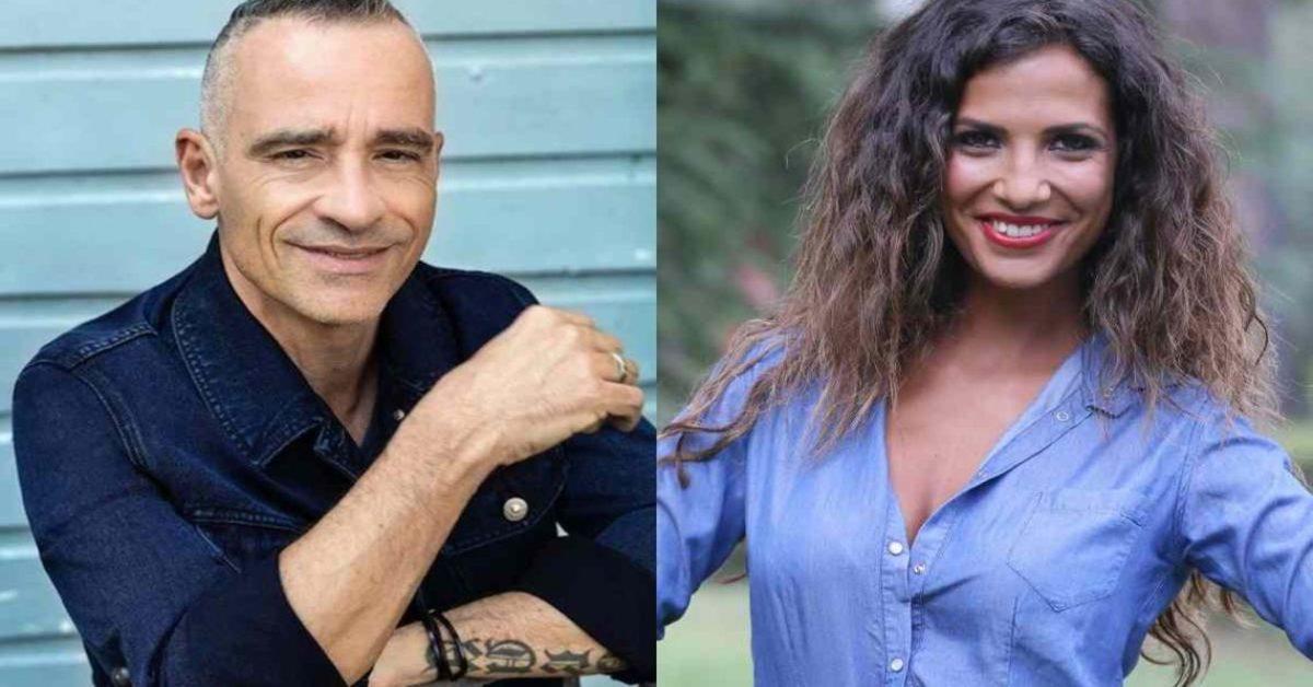Eros Ramazzotti e Roberta Morise