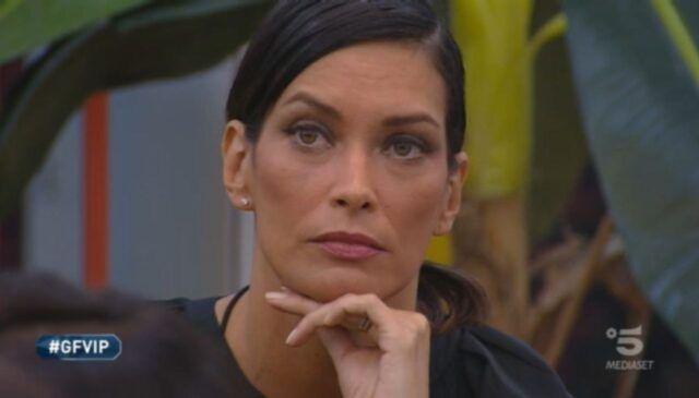 Fernanda Lessa- piangere- Grande Fratello Vip