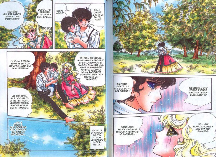 Georgie-finale-manga