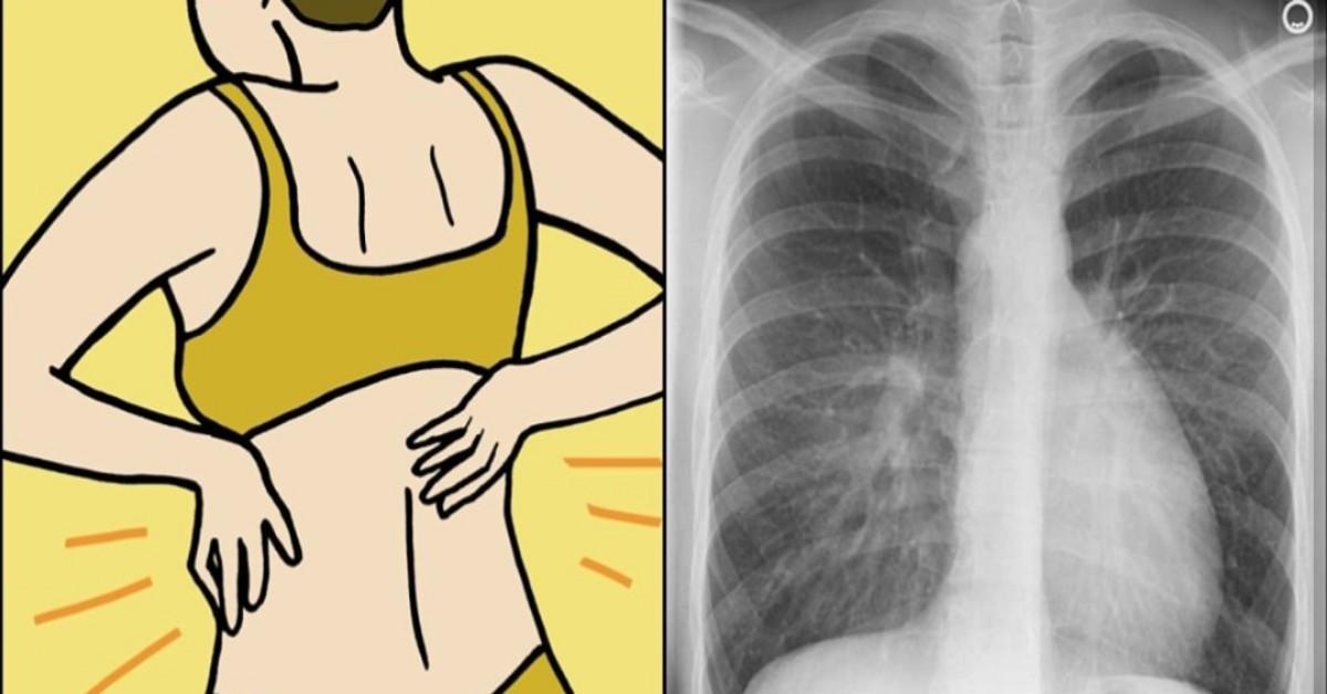 8 segni insospettabili di cancro al polmone che le donne devono conoscere