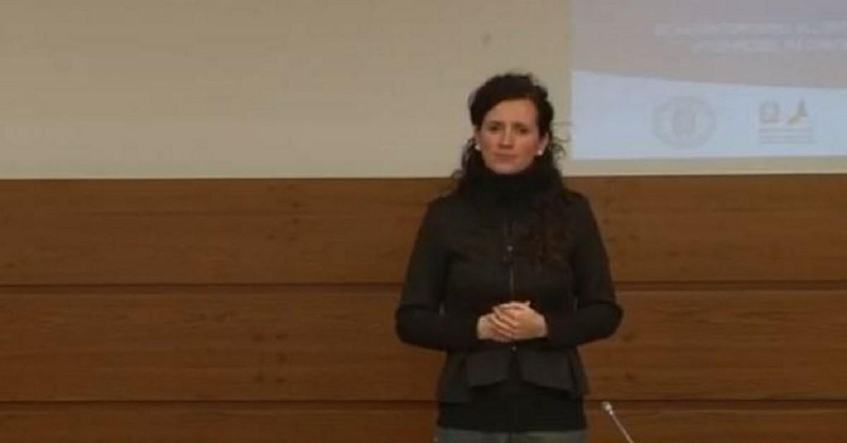 Chi è Susanna Di Pietra, l'interprete linguaggio dei segni protezione civile