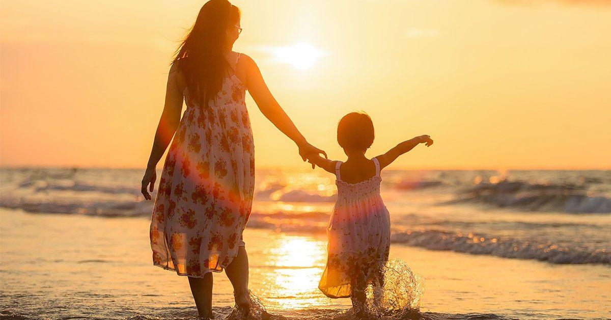 È solo mostrando le imperfezioni ai nostri bambini che li renderemo felici