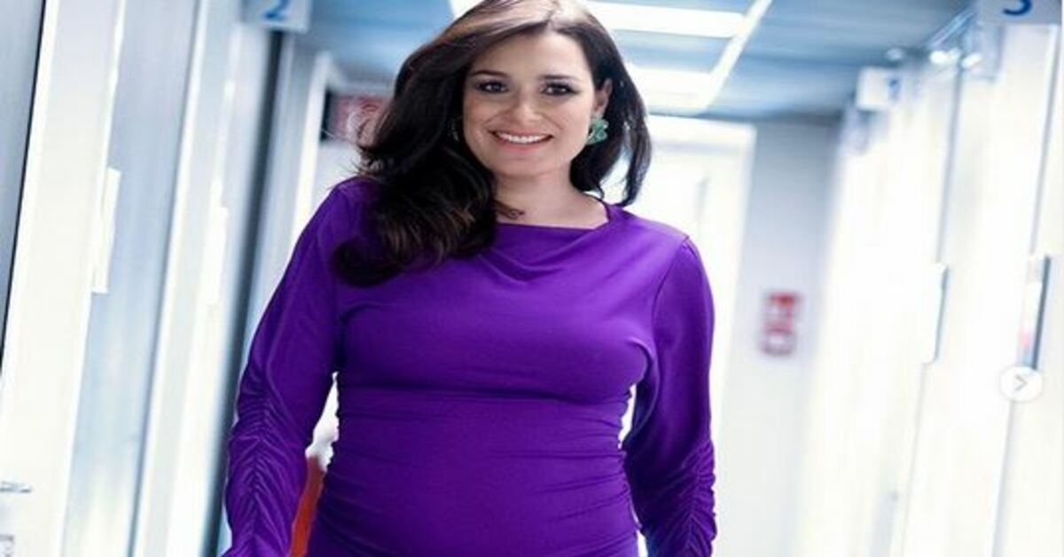 Alena Seredova incinta