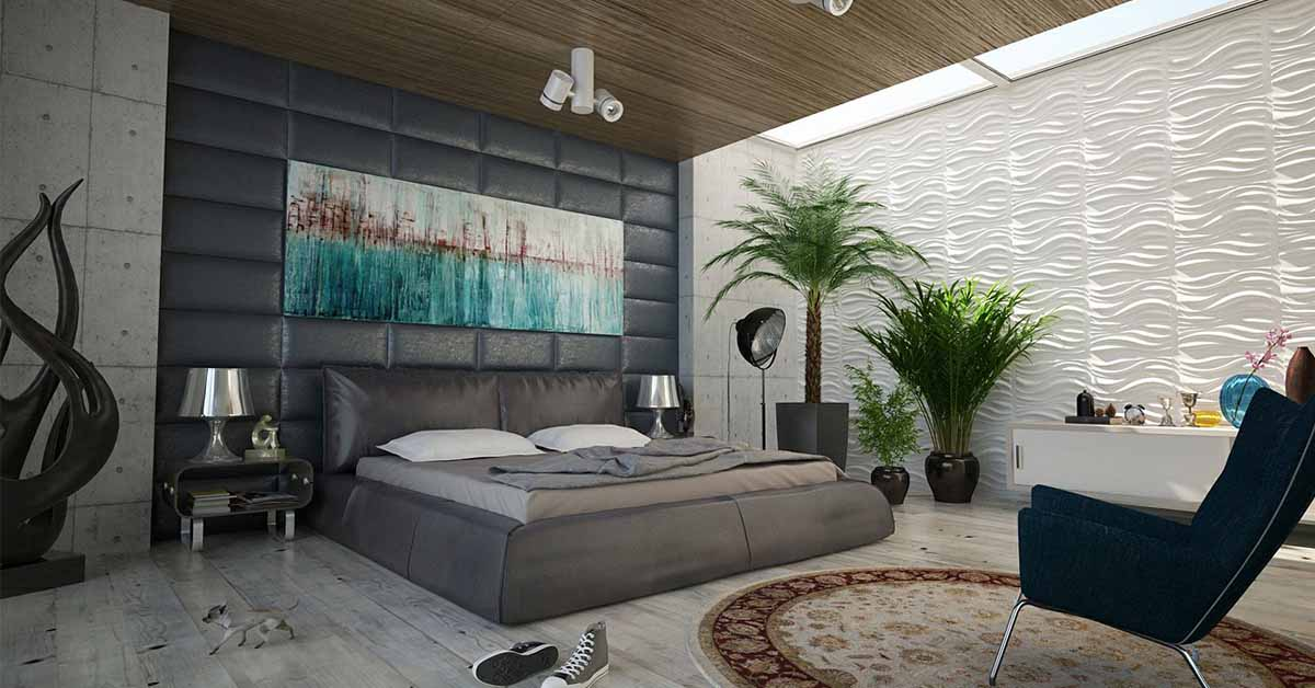 I colori migliori per arredare una camera da letto