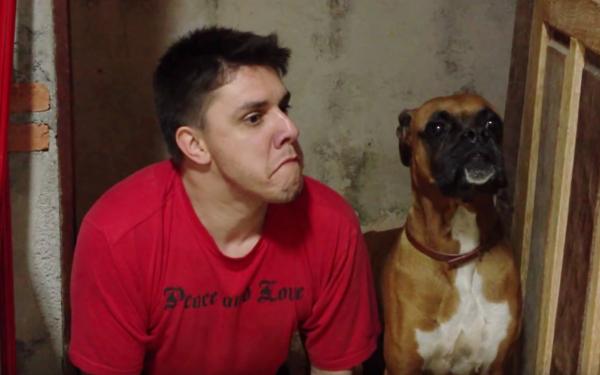 l'imitazione-del-cucciolo-di-Boxer 1