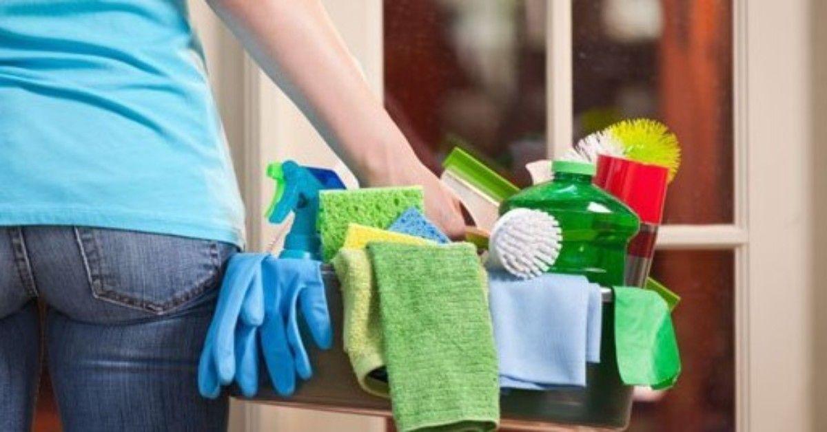 Coronavirus, consigli pratici per la pulizia della casa, della biancheria e per lo smaltimento dei rifiuti
