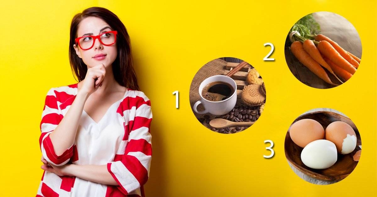 Come ti consideri carota, uovo o caffè?