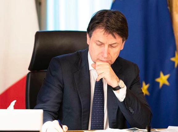 Giuseppe Conte in diretta 28 Marzo 2020: nuove misure finanz