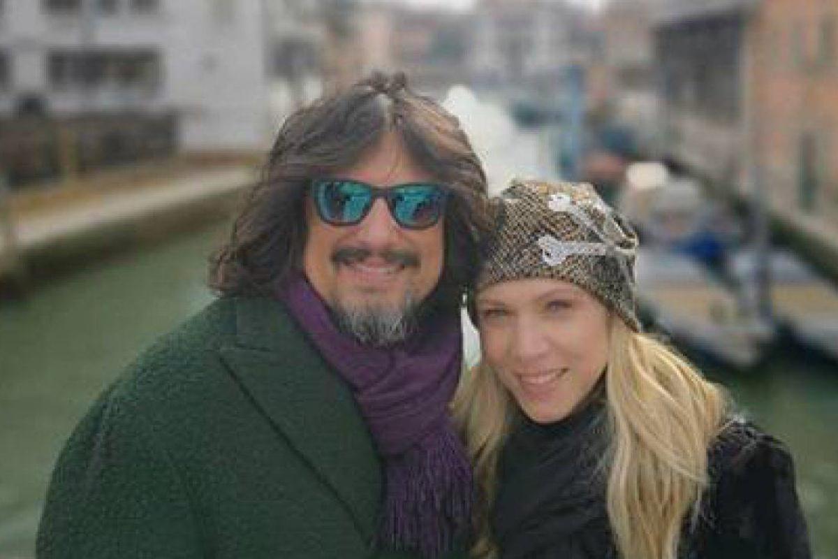 Wilma Oliviero e Alessandro Borghese