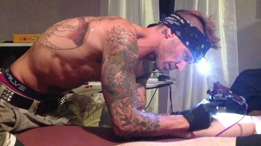 Che-fine-ha-fatto-Atreiu-Tatuatore
