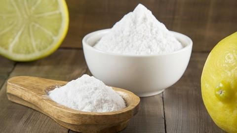 Bicarbonato per pulire