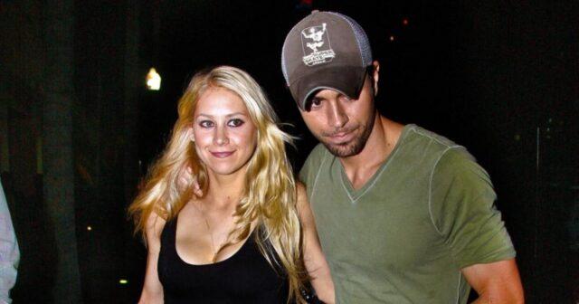 Enrique Iglesias e moglie