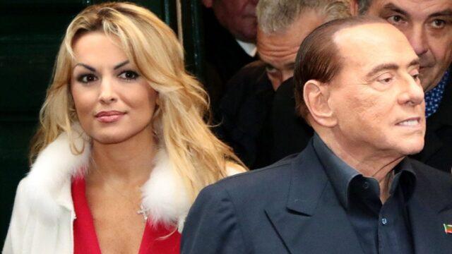 Francesca Pascale e Silvio Berlusconi foto