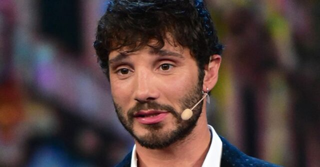 Stefano De Martino presentatore