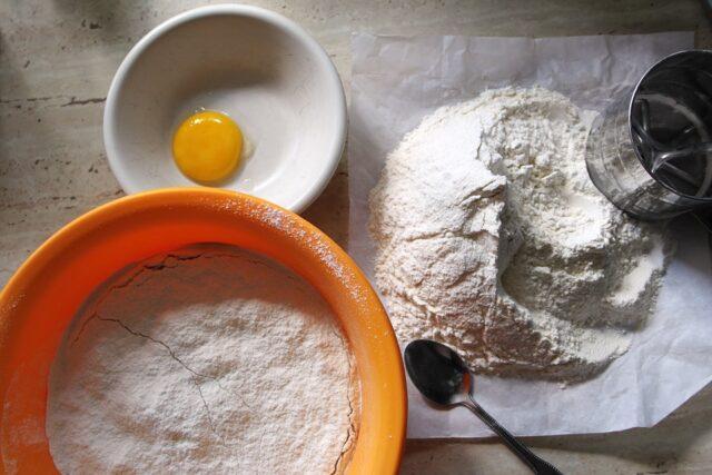 Preparare una torta