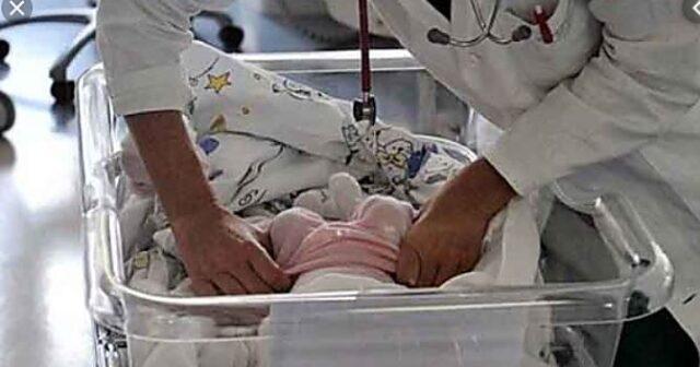 Treviso morta neonata