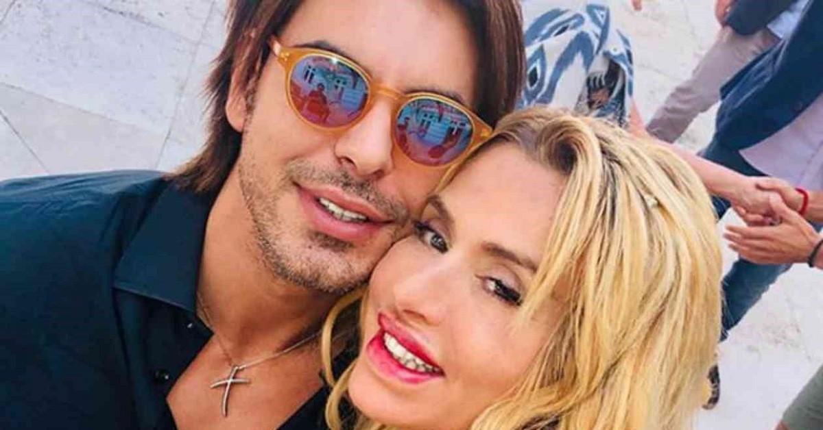 Valeria Marini e il nuovo fidanzato