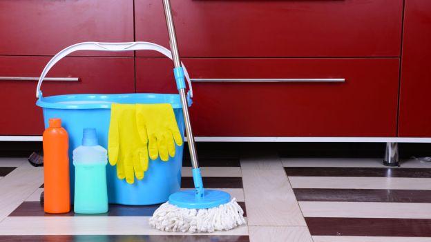 Prodotti per la pulizia del pavimento