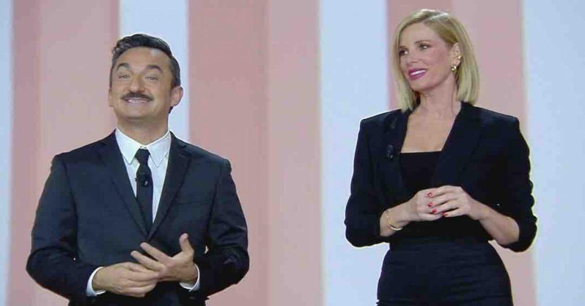 Nicola Savino e Alessia Marcuzzi