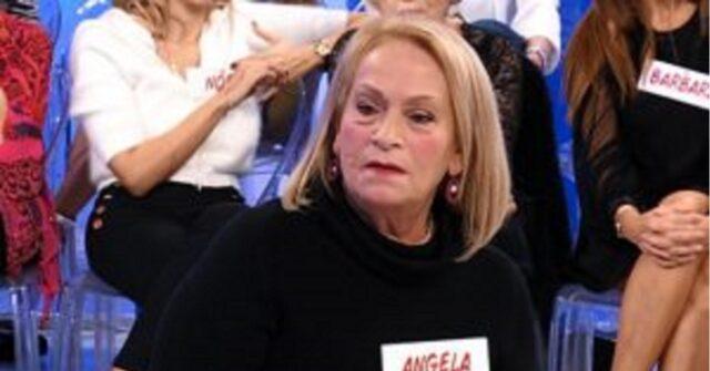 Angela Di Iorio ex dama del Trono Over