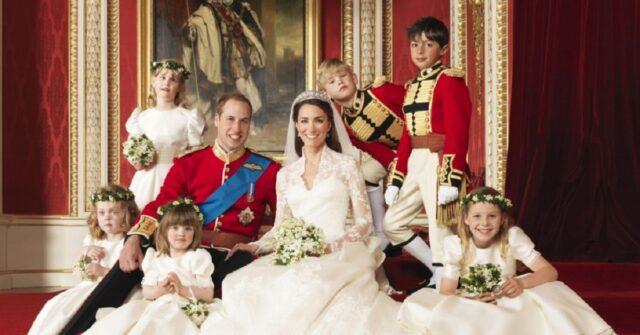 Royal Wedding Kate Middleton e Principe William