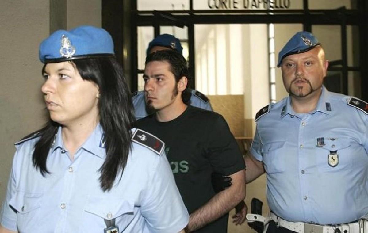 Andrea Volpe arrestato