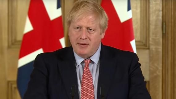 Boris Johnson è grave: ricoverato in terapia intensiva