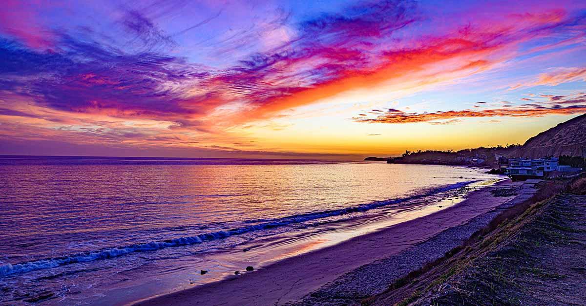 Così potrai ammirare i tramonti di Los Angeles, da casa