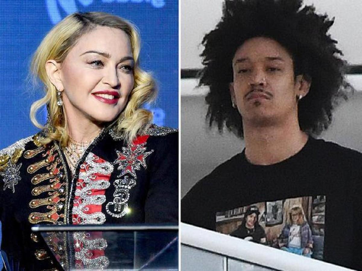 Ahlamalik Williams e Madonna