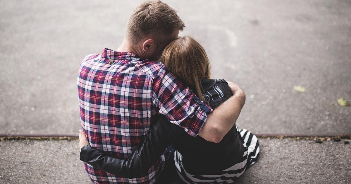 coppia abbandono